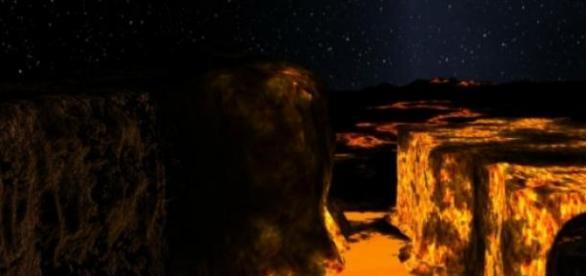 Fue un evento en el entorno de la Tierra primitiva