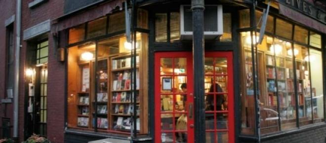 Jedna z niezależnych księgarń w Nowym Jorku