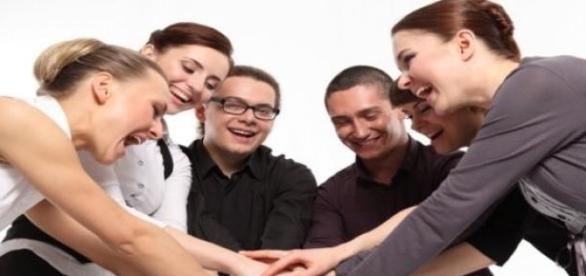 A munka családdá kovácsolhat egy közösséget