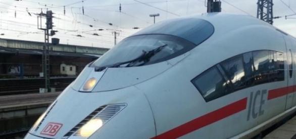 ICE-Fahrten: Für Lucke diesmal nicht angenehm.