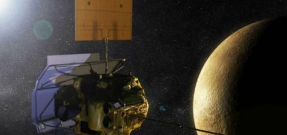 La nave chocará contra Mercurio a finales de mes