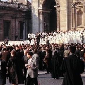 II sobór przyniósł częściową odwilż w kościele.