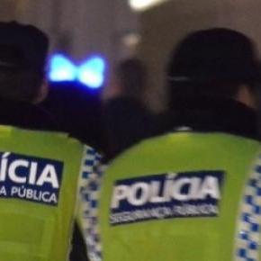 Reforço do patrulhamento na capital.