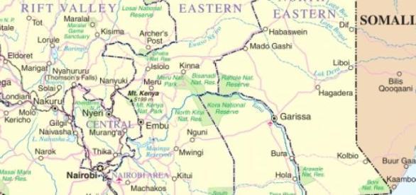Zone vizate de atacuri teroriste