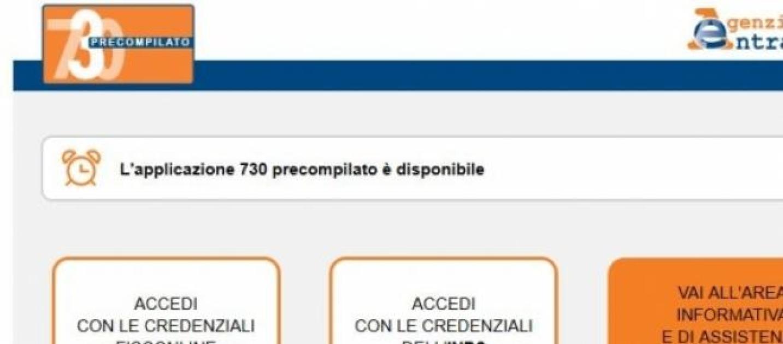 Modello 730 precompilato guida online ed elenco spese for Spese deducibili 730
