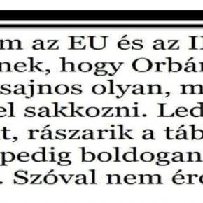 dr.Daniel Péter véleménye Orbánról