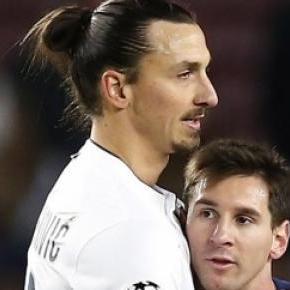 Ibrahimovic vs Messi, kto wygra ten pojedynek?
