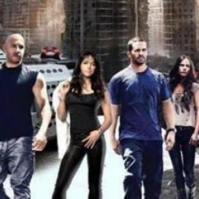 """Protagoniștii filmului """"Fast & Furious 7"""""""