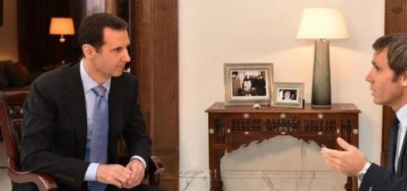Bachar al-Assad - Interview exclusive sur France 2