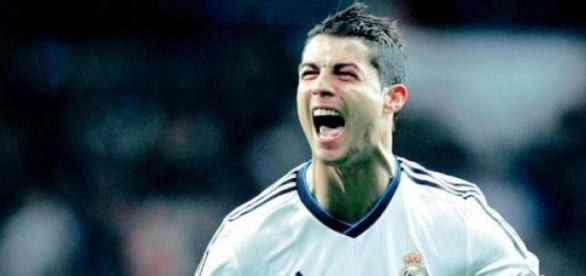 Cristiano Ronaldo está pronto para o desafio.