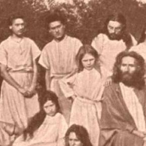 Diefenbach na Capri ok. roku 1900