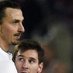 Messit nem kellett vigasztalni a meccs végén