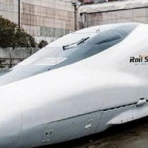 tren japonez de mare viteza