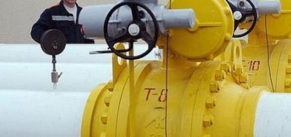 Coridorul de transport al gazelor naturale