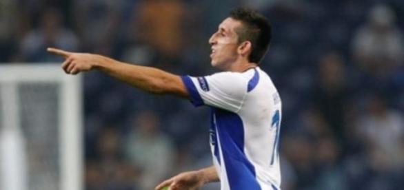 Herrera avisou o Benfica.