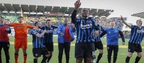 Shakhov et le Dnipro éliminent le Club de Bruges