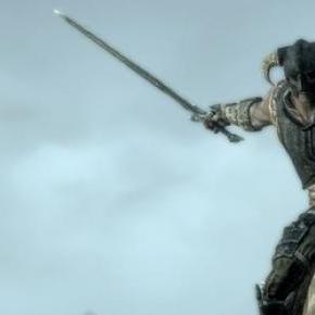 A dominar Skyrim con objetos personalizados.