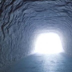 Az alagút valahol véget ér