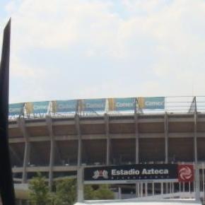 El Estadio Azteca no pudo celebrar una victoria