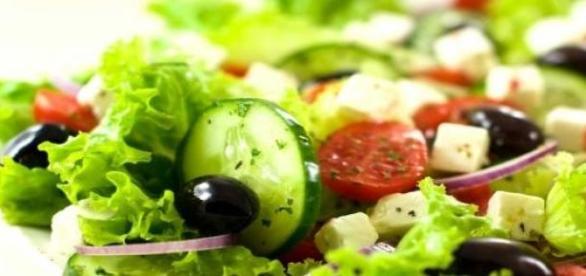 forrás: cooking.com, görög saláta