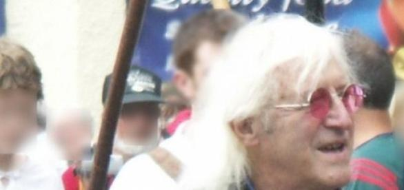 Jimmy Savile caught in Operation Yewtree