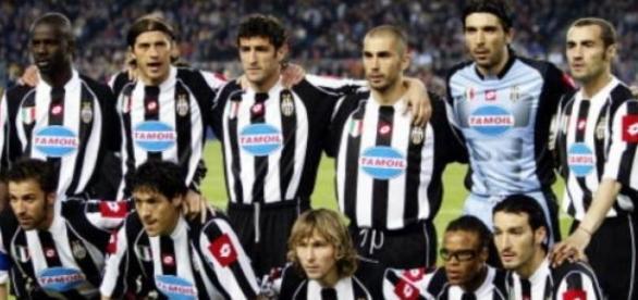 Juventus de 2002/2003 chegou à final da Champions