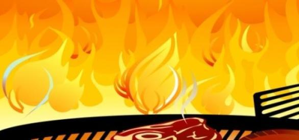 Sprawdź, jak grillować mięso, by było zdrowsze