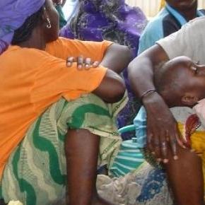 A karitévaj, Nyugat-Afrika aranyának árusítása