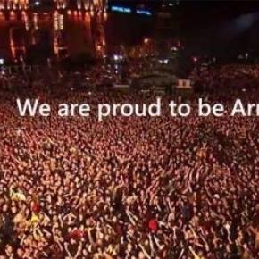 Armenians mark 100th anniversary of mass killings