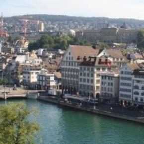 Suíça é o país mais feliz do mundo em 2015