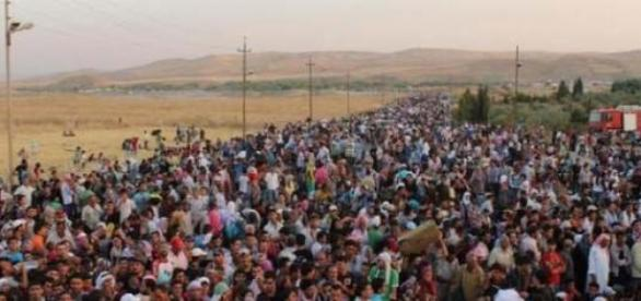 Nem pár ezer emberről van szó, ez már népvándorlás