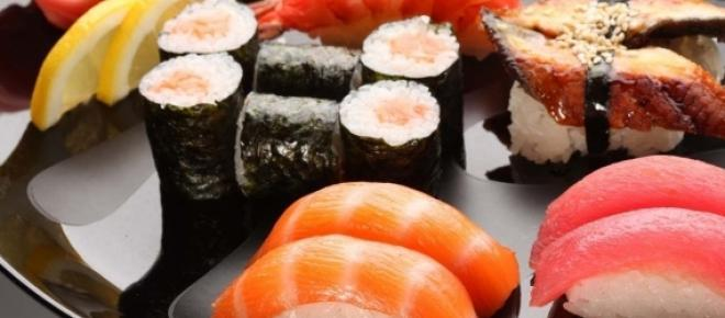 Vá ao Sushi Fest e delicie-se