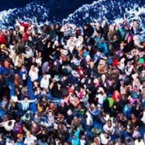 Statek z imigrantami rozbił się u wybrzeży Rodos