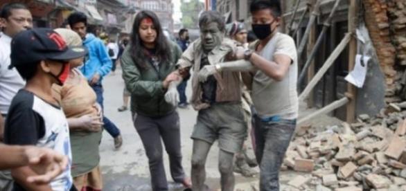 Cutremur devastator în Nepal