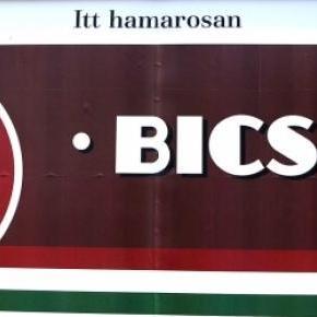Itt hamarosan BICSKA nyílik (ARC kiállítás)