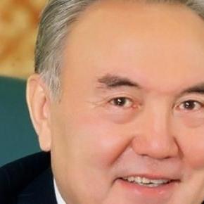 Nursułtan Nazarbajew (fot. zaman.az)