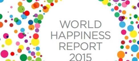 A 2015-ös boldogságjelentés