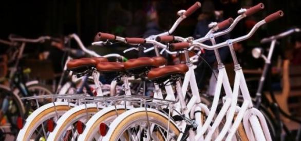 Városi biciklik városi embereknek.