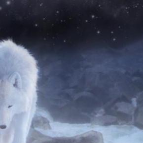 Lucian, a fehér farkas...