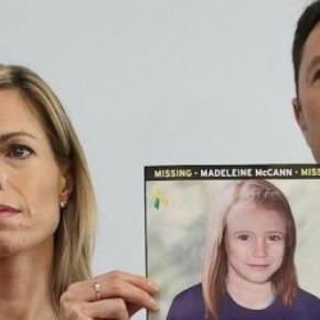 Maddie desapareceu há oito anos