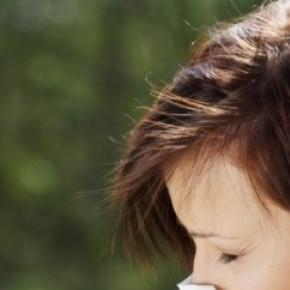 Wiosenny alergiczny nieżyt nosa