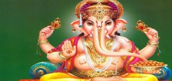 Ganesha a siker és jó szerencse istene