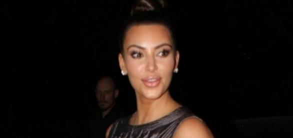 Kim Kardashian wird von Brody Jenner gedisst.