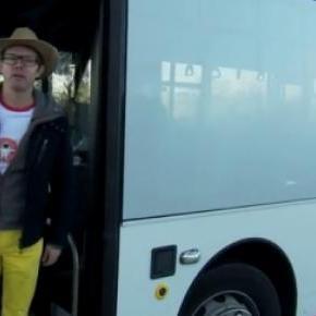 Capture d'écran de la présentation du Bio-Bus