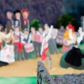 Cascatas sanjoaninas recriam tradições do São João