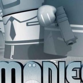 Plakát a Manieggs Cimű Animációs Filmről