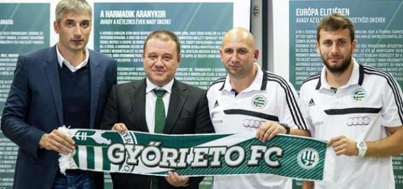 Továbbra is kilátástalan helyzetben a Győri ETO.
