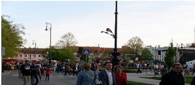 Nagykanizsa 21. Város Napja 2015. 04. 24.-26.