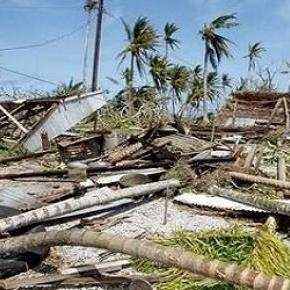 Un taifun va lovi Filipine in weekend