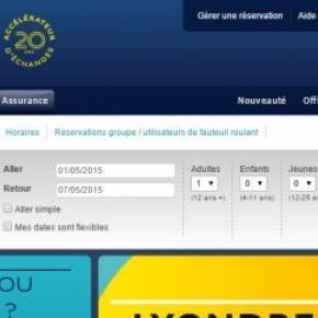 45000 places dejà vendues sur Londres-Marseille